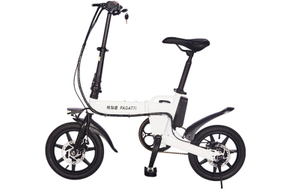 2017 14 inch two wheel folding electric bike for ladies